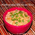 Authentic Mexican Rice