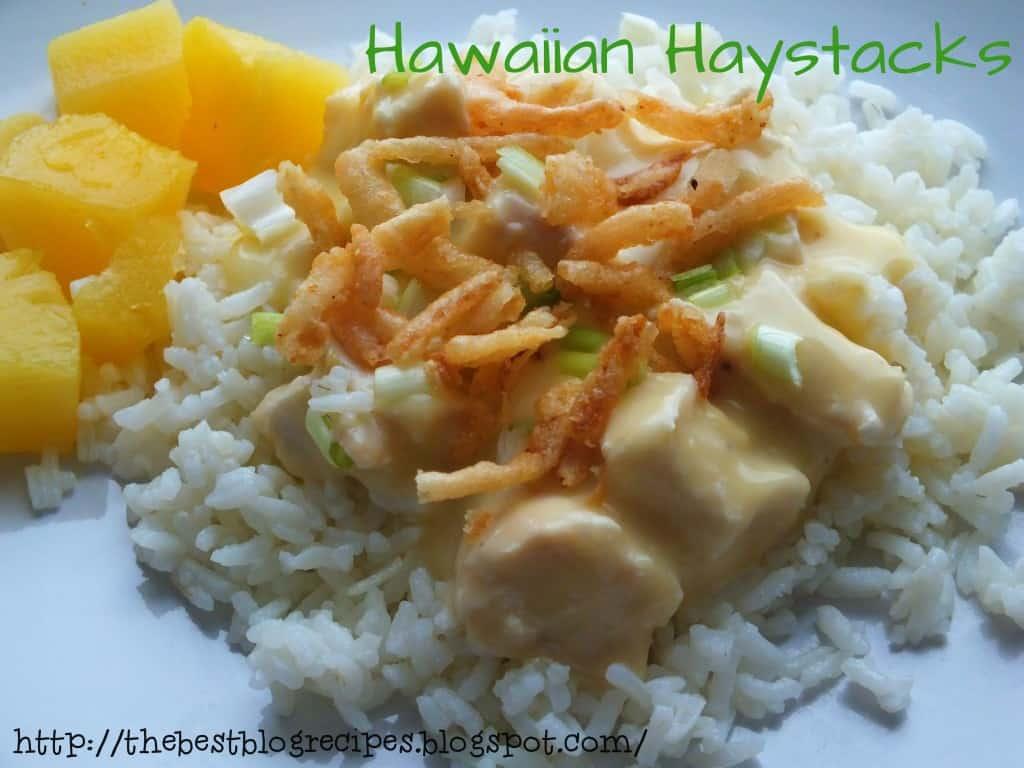 Hawaiian Haystacks | The Best Blog Recipes