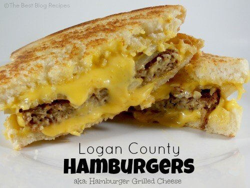 Logan County Hamburgers | The Best Blog Recipes