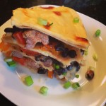 Layered Mexican Bake