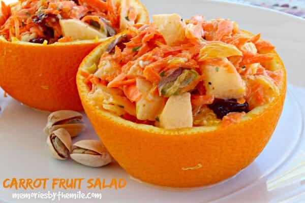 Carrot Fruit Salad