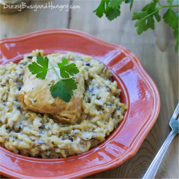 Easiest Slow Cooker Chicken and Wild Rice - The Best Blog ...