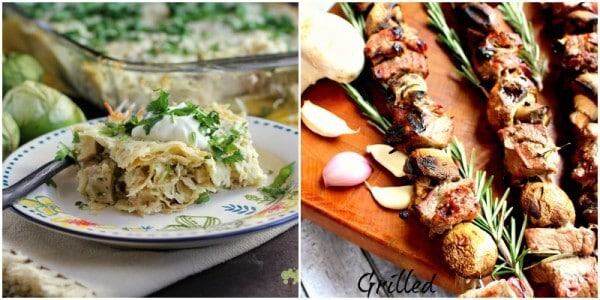 Shauna's Favorites from The Weekend re-Treat Link Party #68 on The Best Blog Recipes