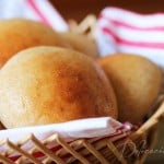 Easy Honey Whole Wheat Rolls
