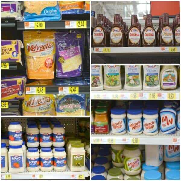 Kraft on Rollback at Walmart! | The Best Blog Recipes