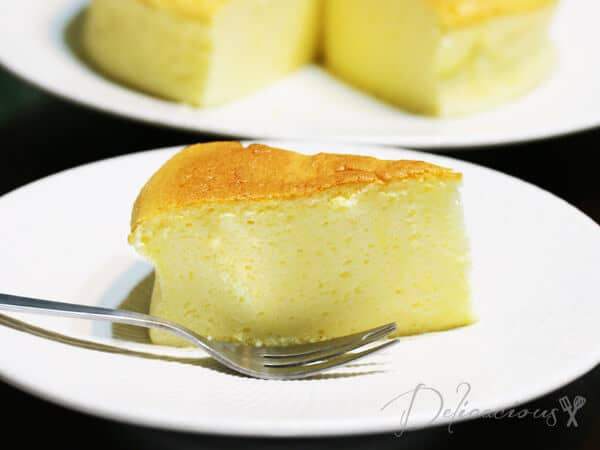 Japanese Cheesecake Recipe: Japanese Souffle Cheesecake