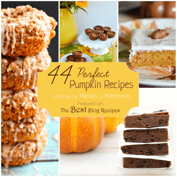 44 Perfect Pumpkin recipes to try out this Fall