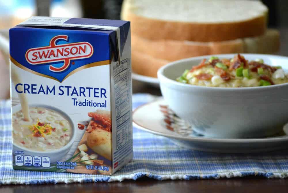 Swanson Cream Starter