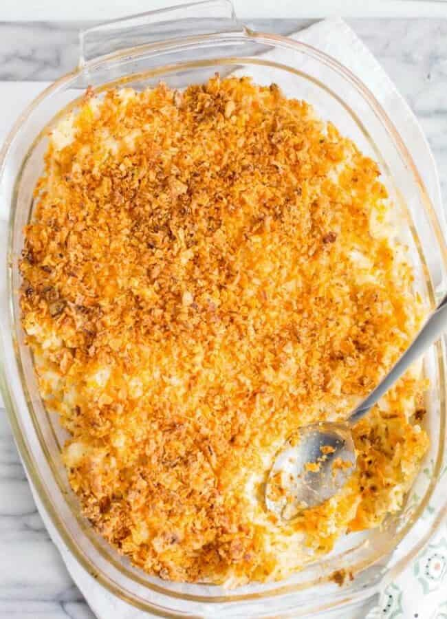 Utah Funeral Potatoes