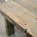 Easy DIY Step Stool made with Re-Purposed Wood