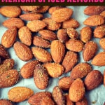 Slow Cooker Mexican Spiced Almonds