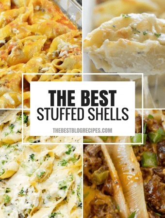 The Best Stuffed Shells Recipes