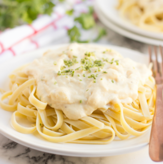 Skinny Laughing Cow Alfredo Sauce