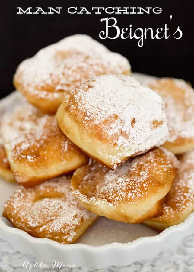 An oh-so-delicious copycat of Tiana's man-catching beignets