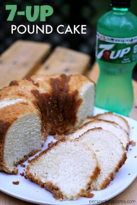 do you know why a pound cake is called a pound cake it seems really