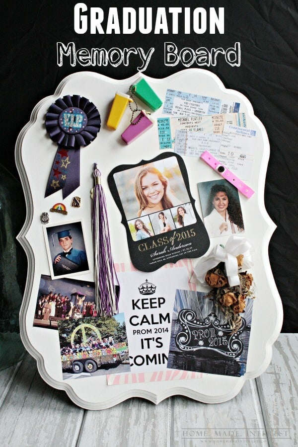 Graduation Memory Board The Best Blog Recipes