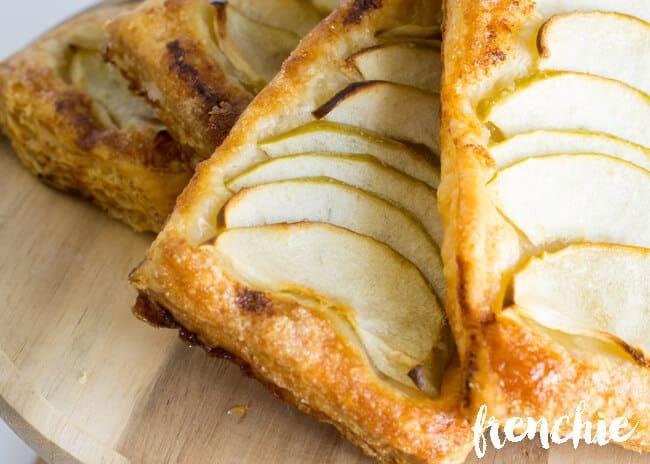 Minute prep french apple tart recipe is an easy no fuss dessert recipe