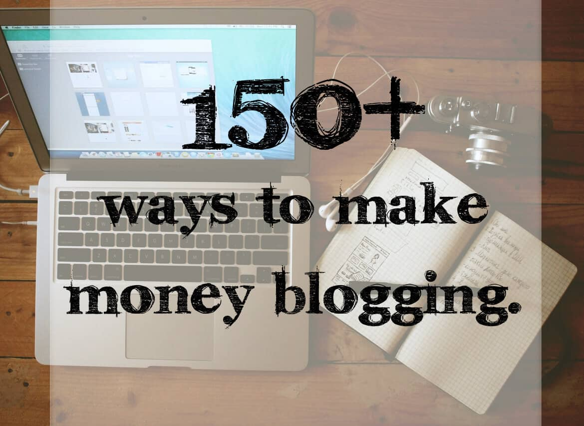 Bloggers you don't want to miss out on this post: 150+ Ways to Make Money Blogging! | Featured on The Best Blog Recipes