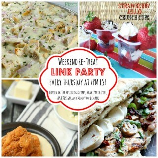 The Weekend re-Treat Link Party #125