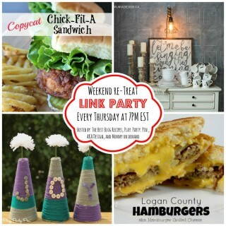 The Weekend re-Treat Link Party #127