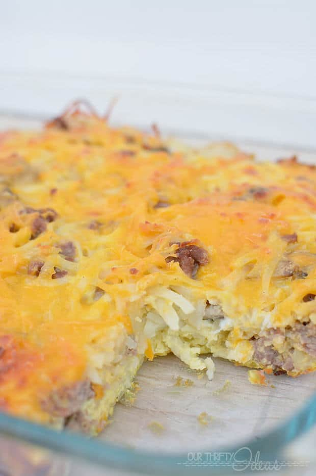 Top 28 Overnight Breakfast Casserole Recipe Cheesy