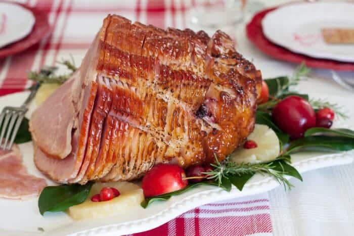 Aloha Ham Recipe | Featured on www.thebestblogrecipes.com