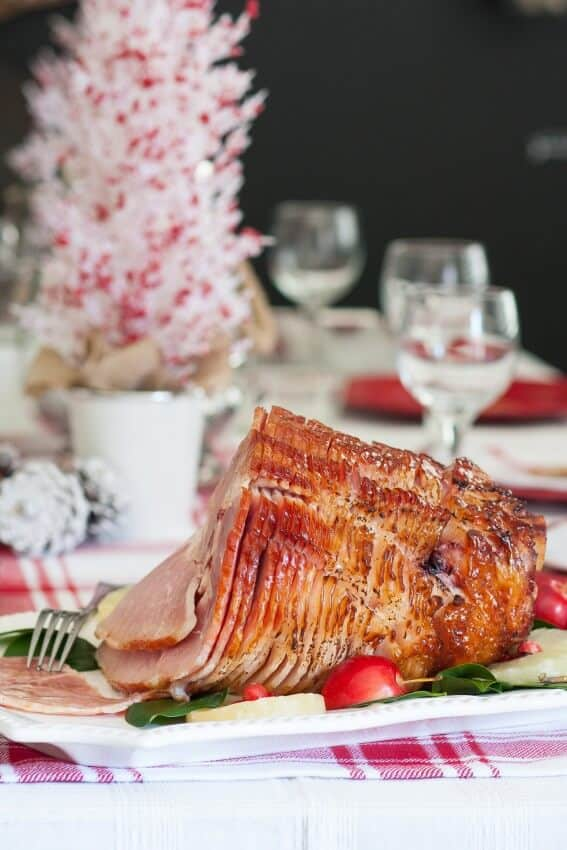 Aloha Ham Recipe | Featured on www.thebestblogrecipes.com
