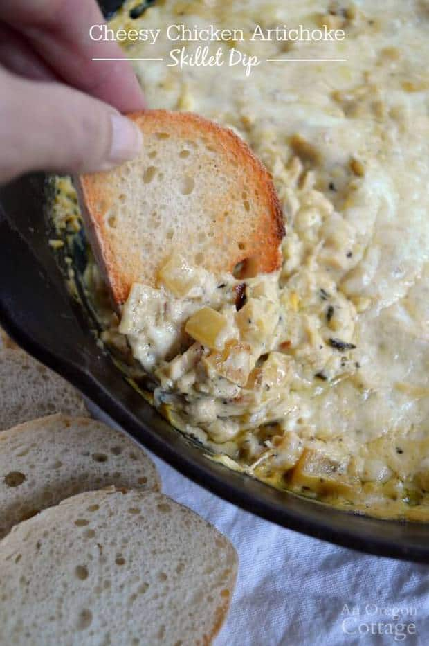 Cheesy-Chicken-Artichoke-Skillet-Dip_650x978