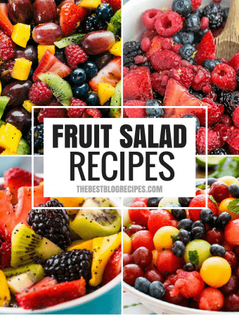 The Best Fruit Salad Recipes