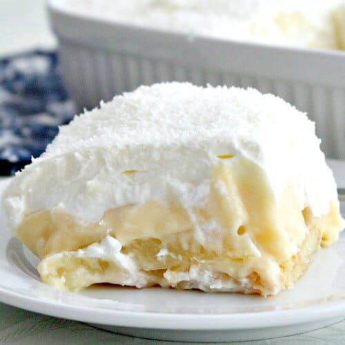 Pineapple Coconut Cheesecake Recipe
