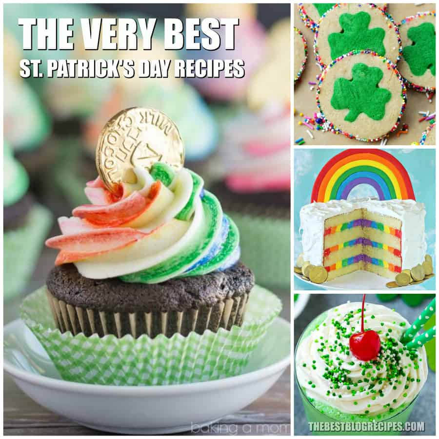 The Very Best St. Patrick's Day Recipes