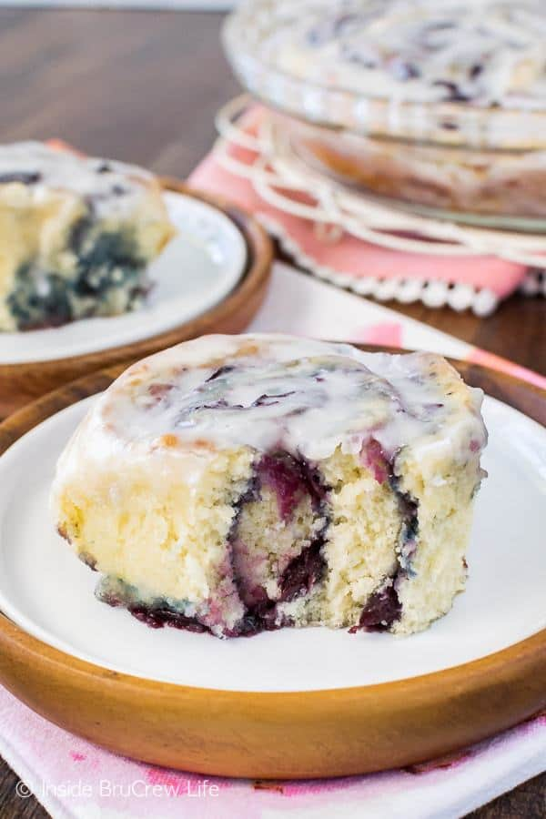Cherry Sweet Rolls -- Part of The Best Breakfast Sweet Rolls Recipes