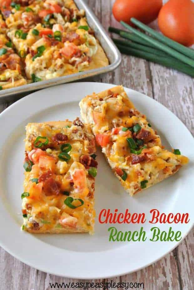 Chicken Bacon Ranch Bake The Best Blog Recipes