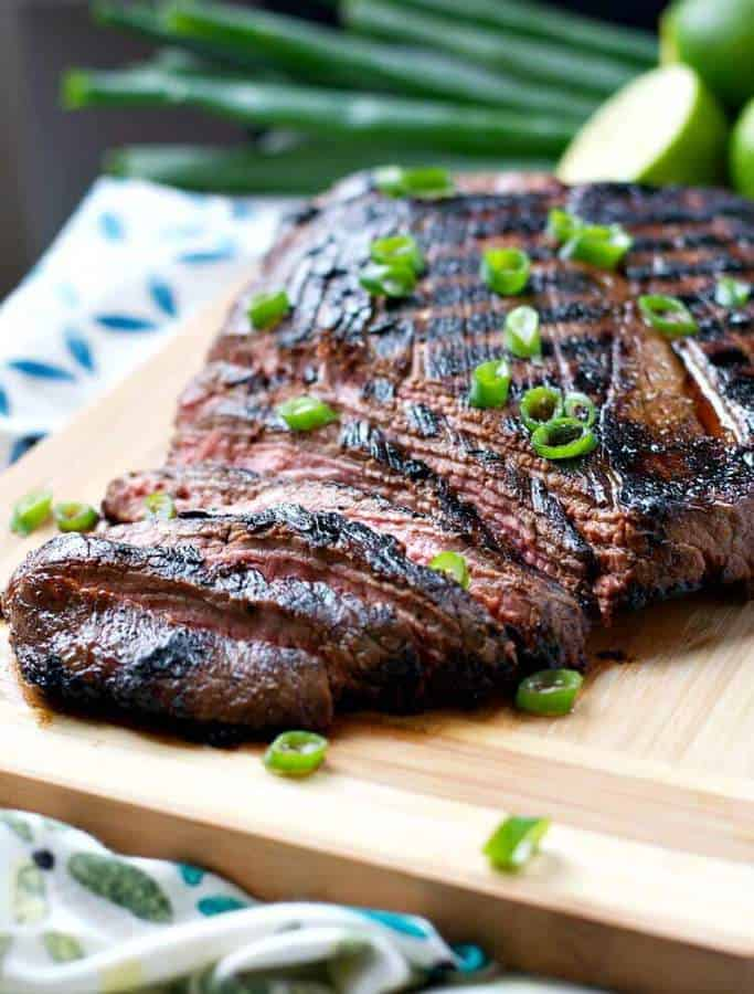Easy Marinated Flank Steak - The Best Blog Recipes