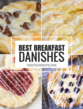 Breakfast Danishes to Start Mornings off Right