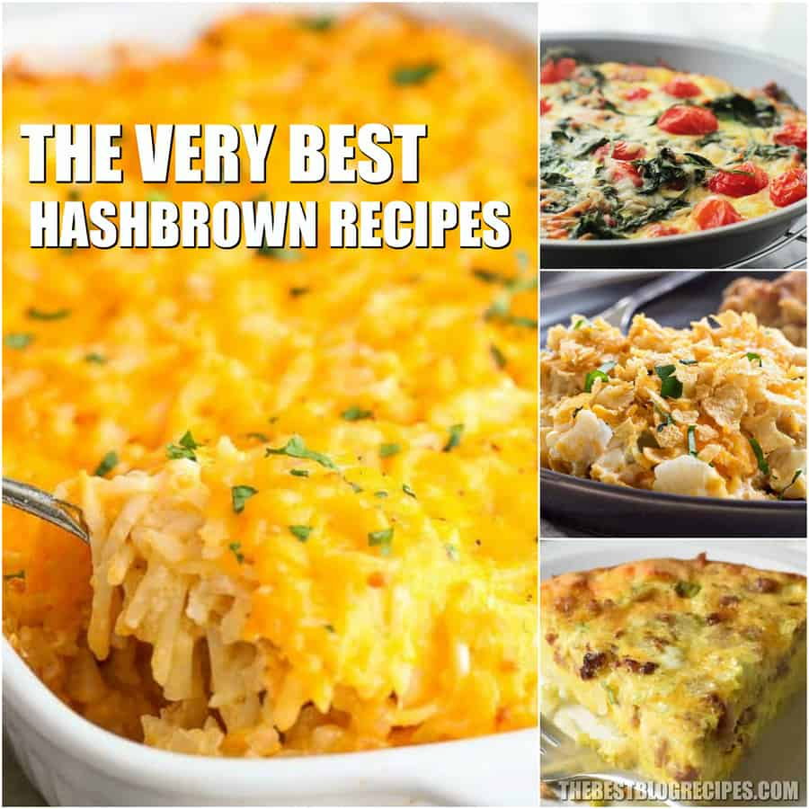 Best Hashbrown Recipes