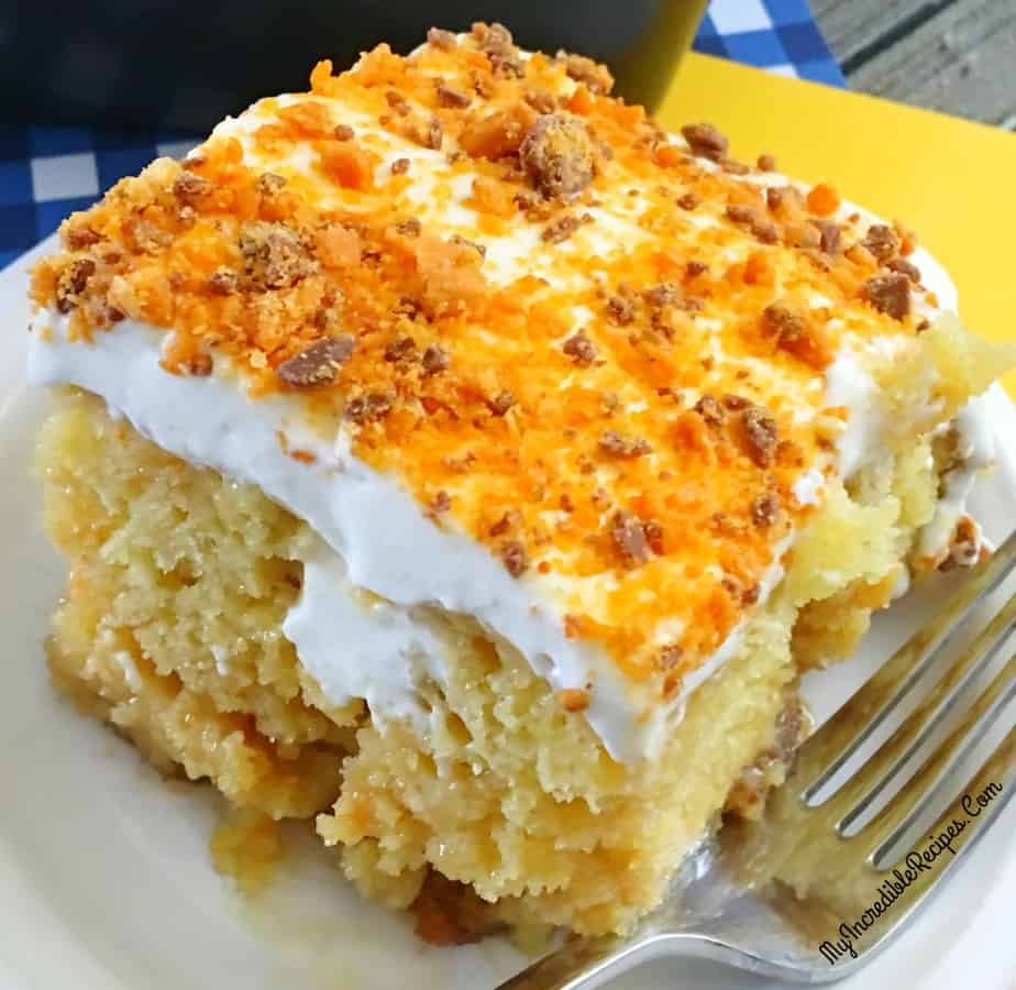 This is one of the most delicious and EASY cakes you can make!
