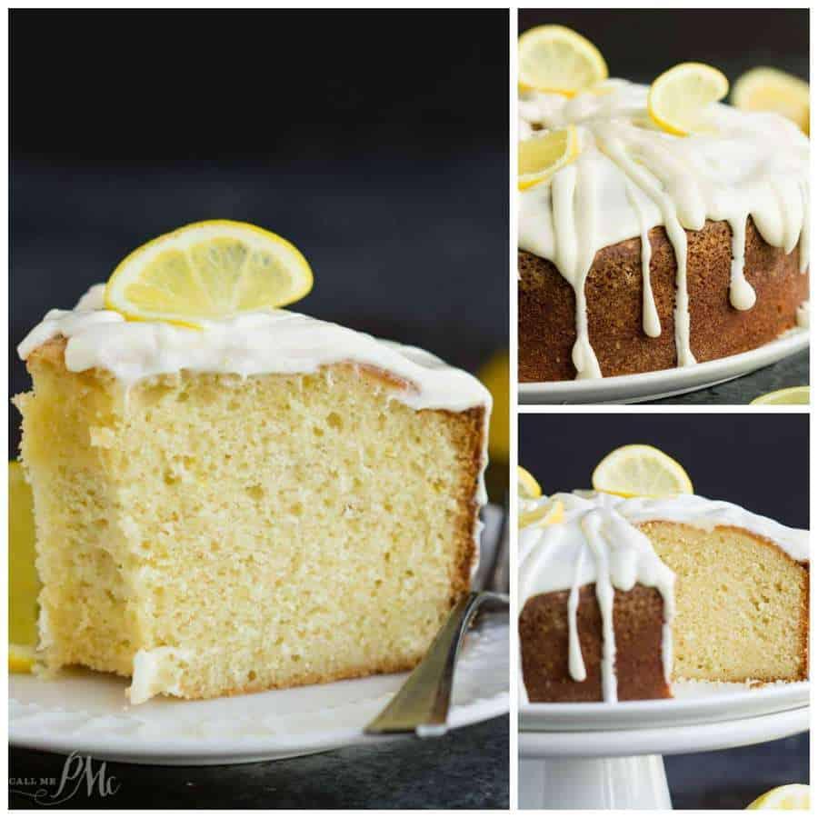 Trisha Yearwoods Lemon Pound Cake Glaze