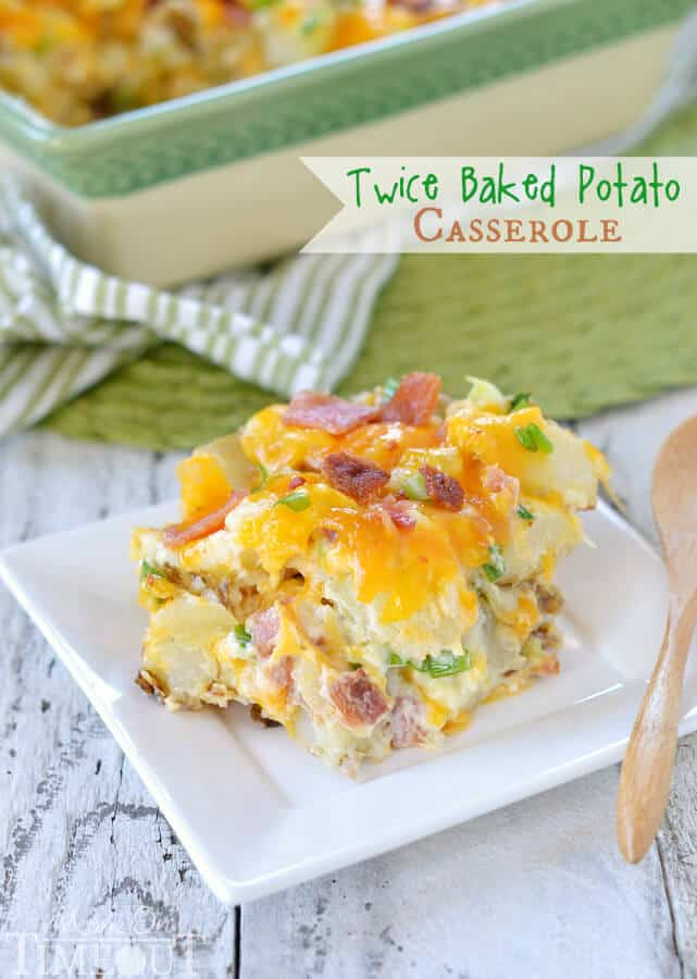 Baked Potato Casserole Recipe — Dishmaps