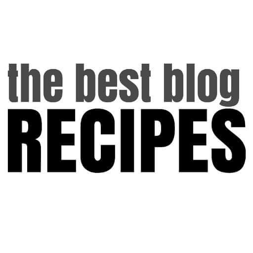 The Best Blog Recipe