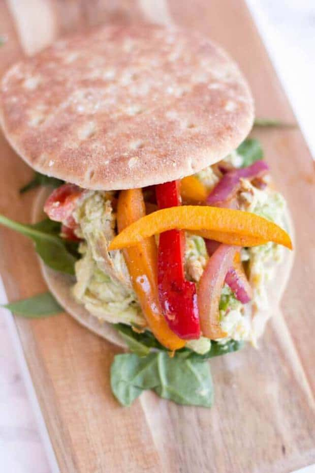 Ideas for Sandwich Thins