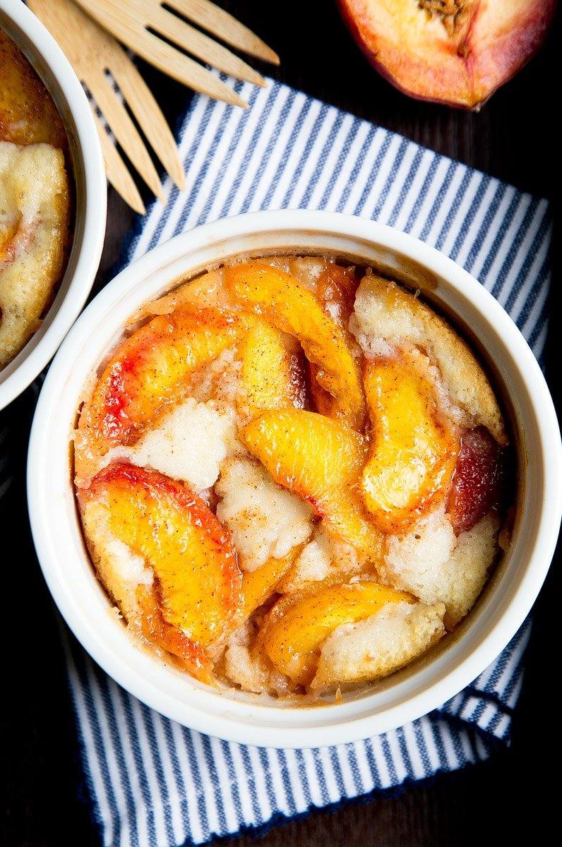 Peach Cobbler will be your new favorite dessert after this recipe!