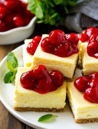 Cherry Dessert Recipes are so incredibly sweet and delicious. Try out the treats in this list when you need something to cure your sweet tooth!