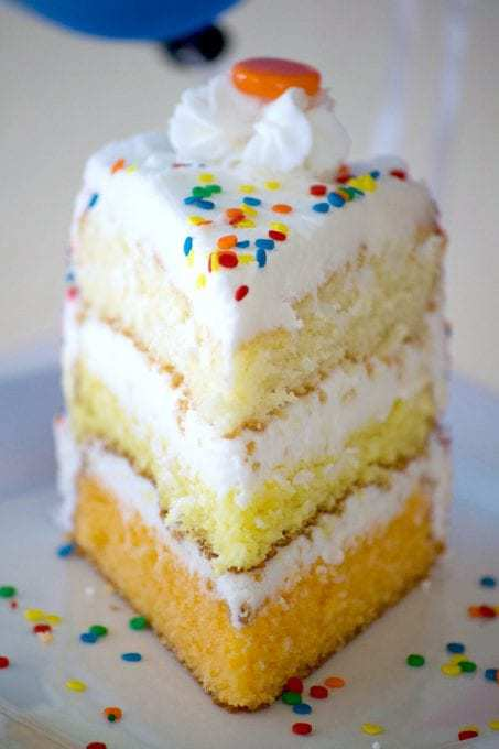Citrus Layer Cake--Part of The Best Layer Cakes
