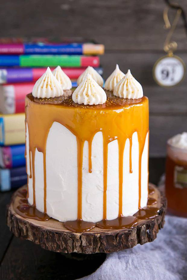 Cake With Soda From Scratch