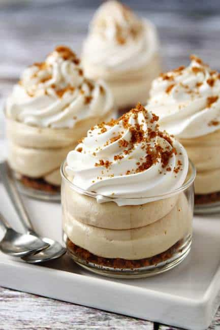 Imagine a crisp, cookie crumb foundation topped with a deadly combination of Biscoff Spread, cream cheese and Cool Whip. While it's an incredible simple dessert to prepare, any crowd you serve it to is going to be wowed by your creativity and Biscoff genius.