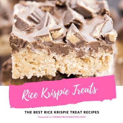 The Best Rice Krispie Treat Recipes