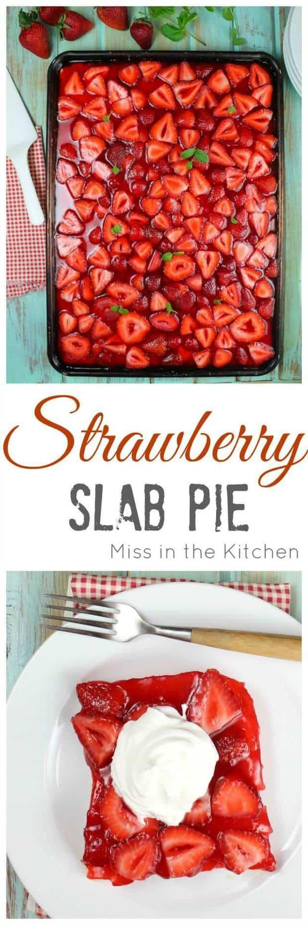 Berry Slab Pie Recipe