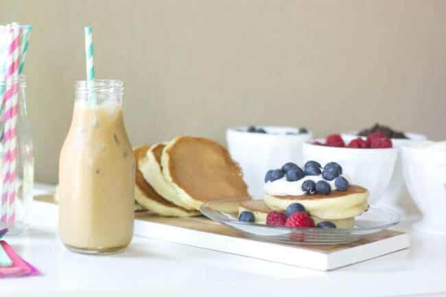 Easy Breakfast Bar Ideas