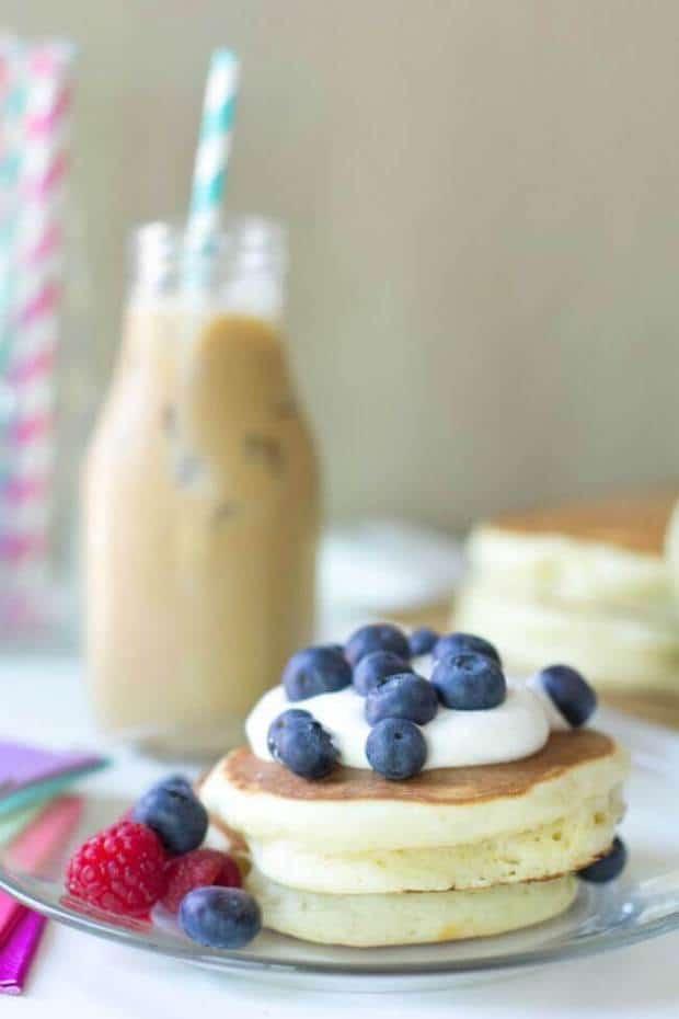 Most Fluffy Pancake Recipe